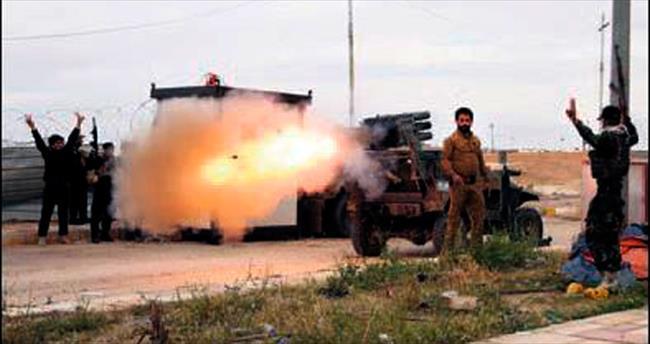 ABD-Fransa, Tikrit'te IŞİD'i vurdu