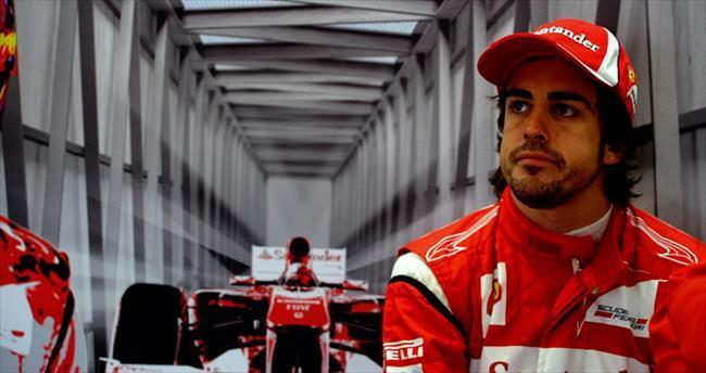 Alonso'ya izin çıktı
