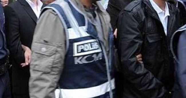 Mersin'de 15 kişi tutuklandı