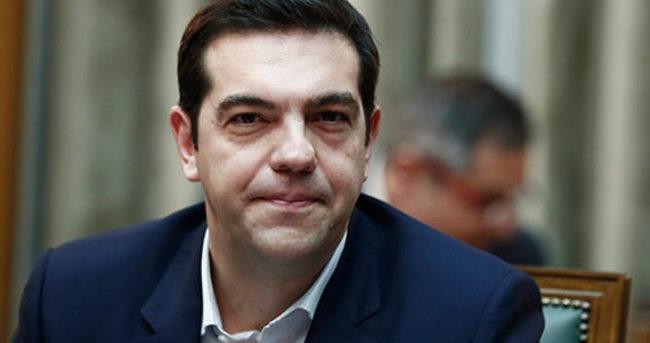 Çipras, IMF Başkanı ile görüştü
