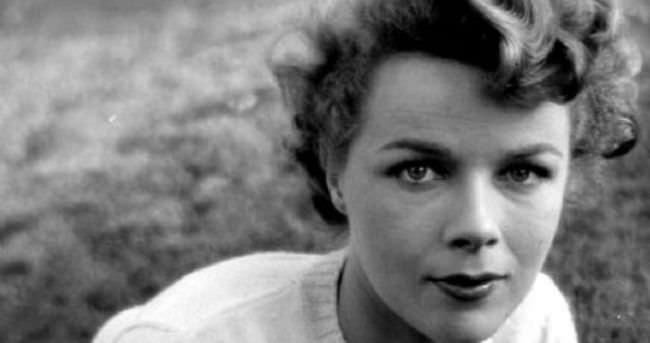 Ünlü oyuncu Sally Forrest hayatını kaybetti