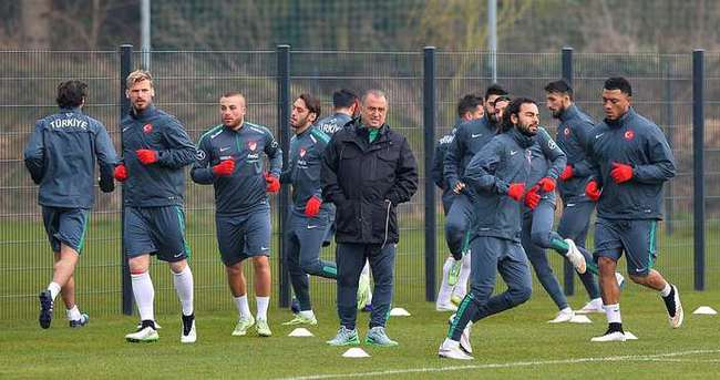 A Milli Futbol Takımı 523. randevuda