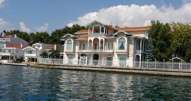 Türkiye'nin en pahalı evini o aldı!