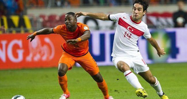 Hollanda-Türkiye 11. kez...