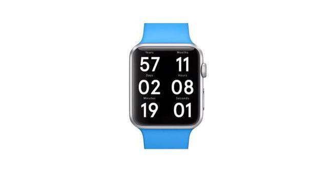 Ne kadar ömrünüz kaldığını gösteren Apple Watch uygulaması