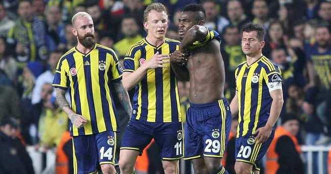Fenerbahçe'de flaş ayrılık kararı