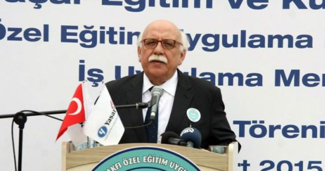 Bakan Avcı'dan önemli 'Dershane' açıklaması
