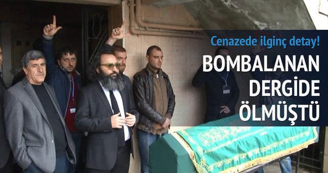 İBDA-C'nin cenazesine Türksolu'ndan katılım
