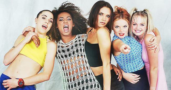 'Spice Girls' geri dönüyor