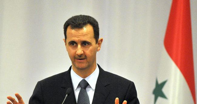 Esed: 50 yıldır Suriye'de darbe planlıyorlar