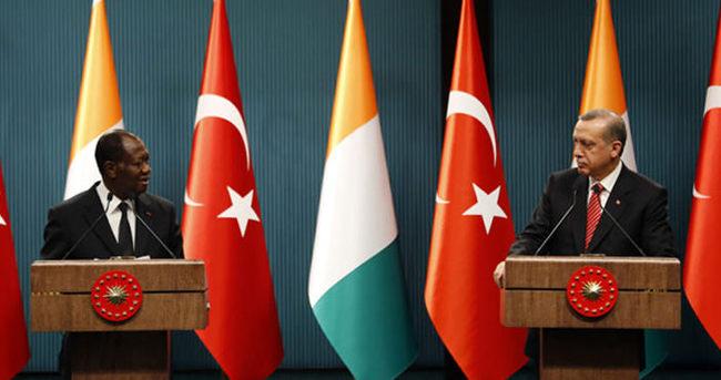 O Cumhurbaşkanı'ndan Erdoğan'a büyük övgü