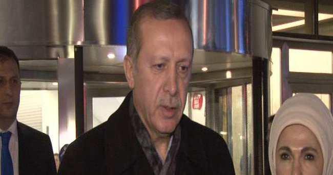 Cumhurbaşkanı Erdoğan Bizim Hikaye filmini izledi