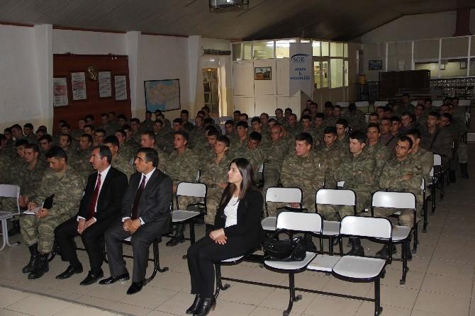 SGK'dan Er Ve Erbaşlara Eğitim