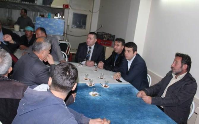 AK Parti Teşkilatı Kurtköy'de