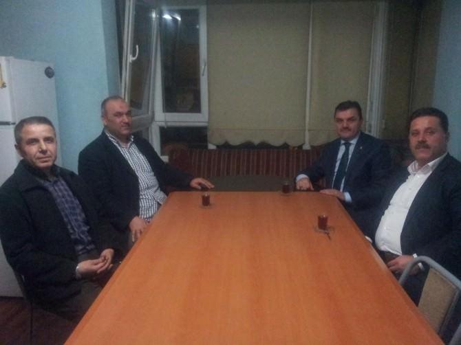 Yaşar Arslan, İhlas Tanıtım Ofisini Ziyaret Etti