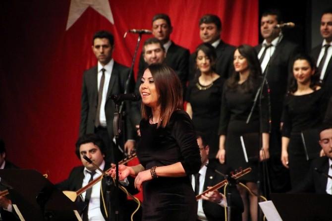 Konservatuvardan Türkü Ziyafeti