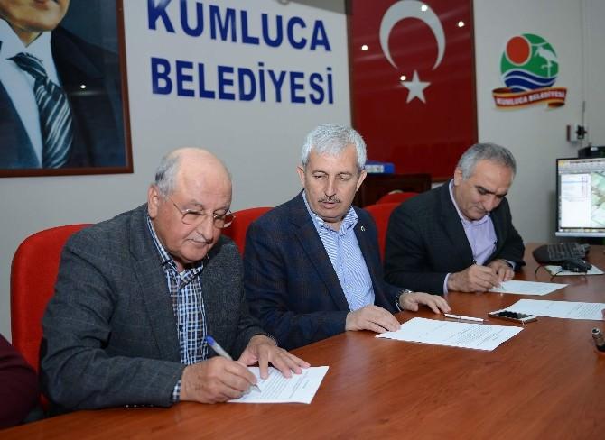 Vatandaşlar Akdere'nin Açılması İçin Muvafakat Verdi