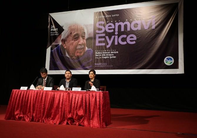 Bir Şehrin Hafızası: Semavi Eyice