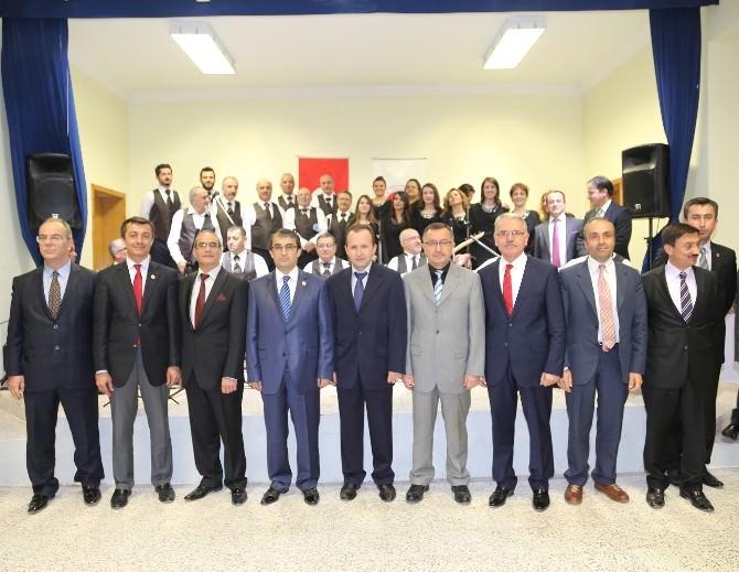 BÜ Akdağmadeni MYO'da Türkü Şöleni