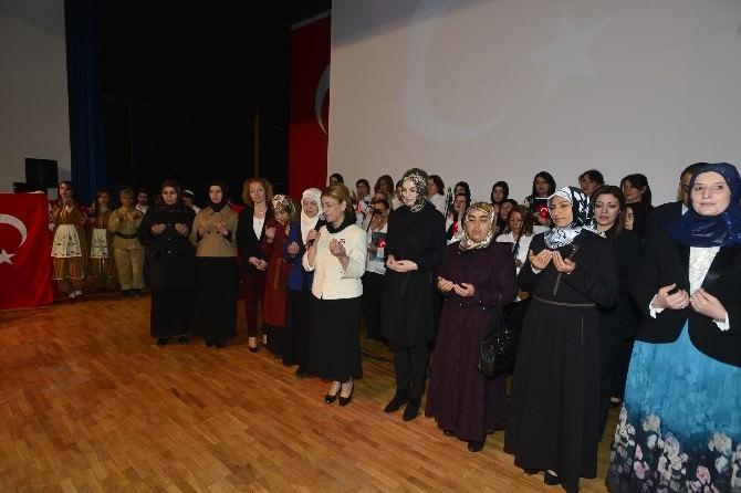 Hanımlar Lokali Üyeleri, Çanakkale Zaferi'ni Kutladı