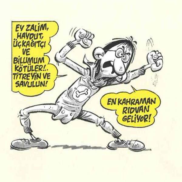 'En Kahraman Rıdvan' Memleketi Eskişehir'de