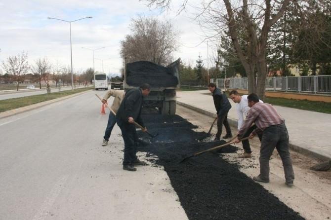 Erzincan'ın Bütün Yolları Yenileniyor