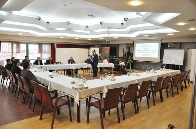 Ur-ge Projesi Odak Grup Toplantısı Yapıldı