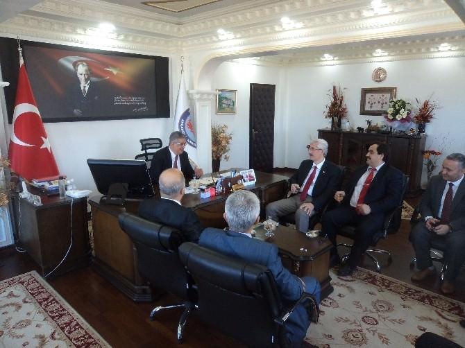 Halk Eğitim Merkezi Müdürleri Akçakoca'da