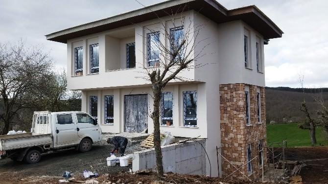 İzmit Belediyesi Köy Konaklarının İnşasına Başladı