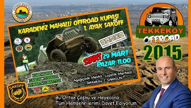 Başkan Togar'dan Offroad Yarışlarına Davet