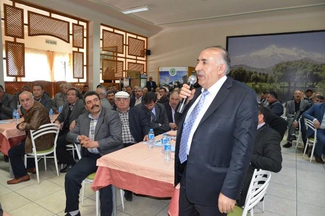 Çiftçiler Şeker Fabrikası'nın Kapatılmasına Zemin Hazırlayacak Uygulamanın Düzeltilmesini Talep Etti