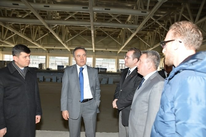 Marka Şehir Erzurum'a Yeni Tesis