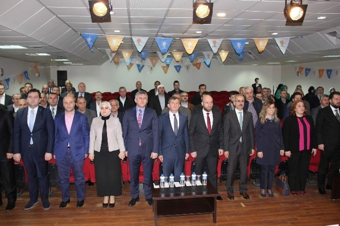 AK Parti Of Danışma Meclisi'nde Revi'den Patinaj Uyarısı