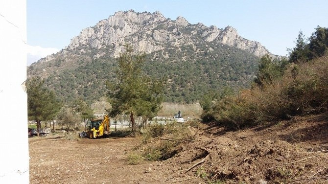 Osmaneli İçmeler Projesi Tüm Hızıyla Devam Ediyor