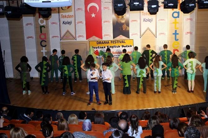 Özel Tekden Ortaokulu Yabancı Diller Festivali