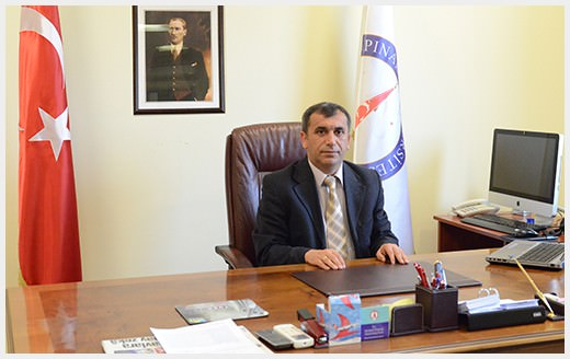 DPÜ'de 3 Yeni Rektör Yardımcısı