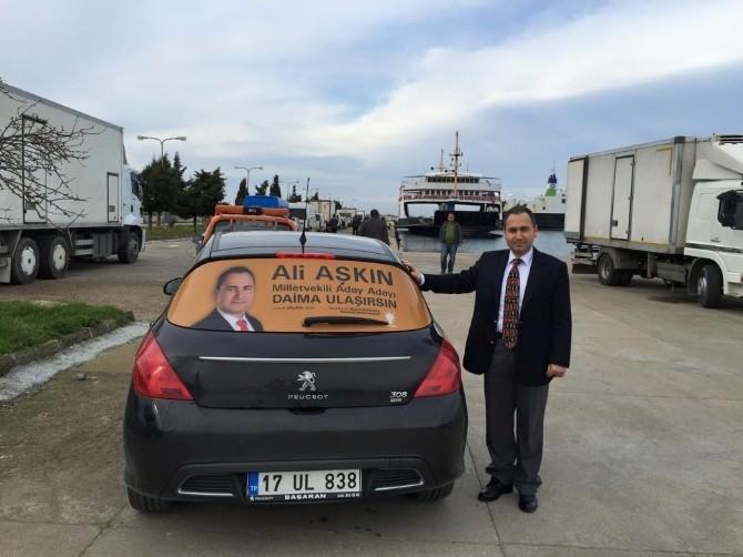 AK Partili Aday Adayı Siyasetin Ezberlerini Bozacak