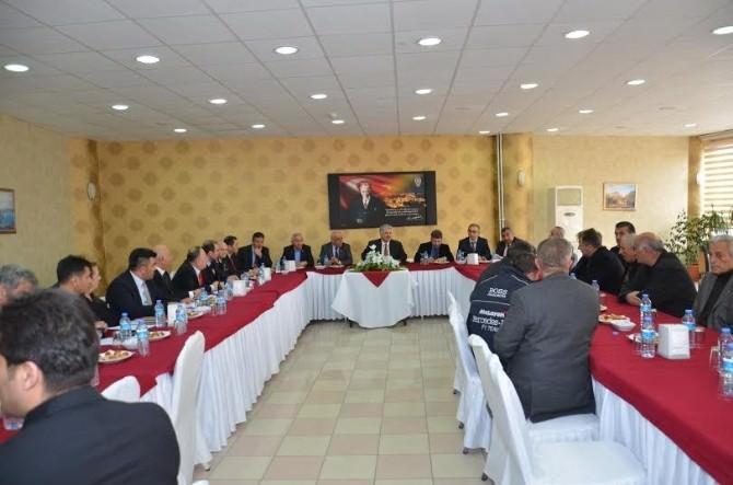 Sinop'ta Huzur Toplantısı