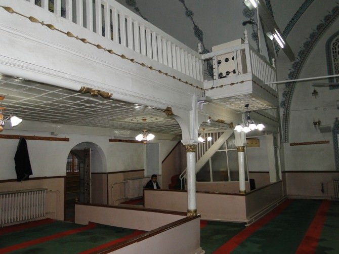 Sungurlu Tarihi Ulu Cami Restore Ediliyor