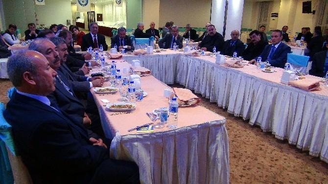 Türk Büro-sen'den İstişare Toplantısı