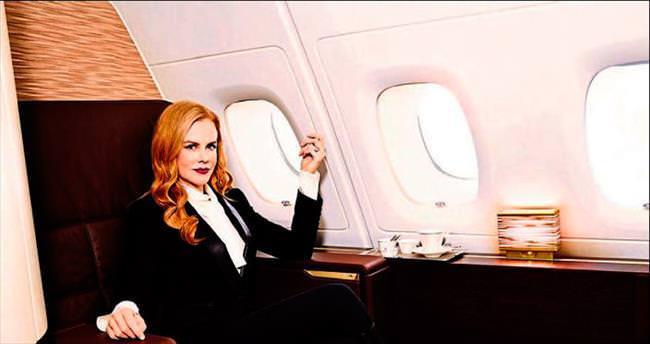 Nicole Kidman reklam yüzü oldu