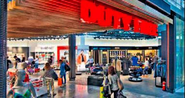 TAV ABD'de duty free pazarına girdi