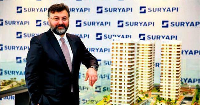 Sur Yapı'dan 550 milyona iki yeni proje