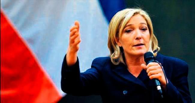 Le Pen: Eurodan çıkmalıyız