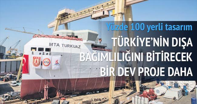 Yeni Türkiye'nin gurur projesi