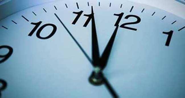 Kamuda mesai saatleri değişiyor