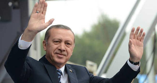 Slovenya ve Slovakya'da Erdoğan heyecanı