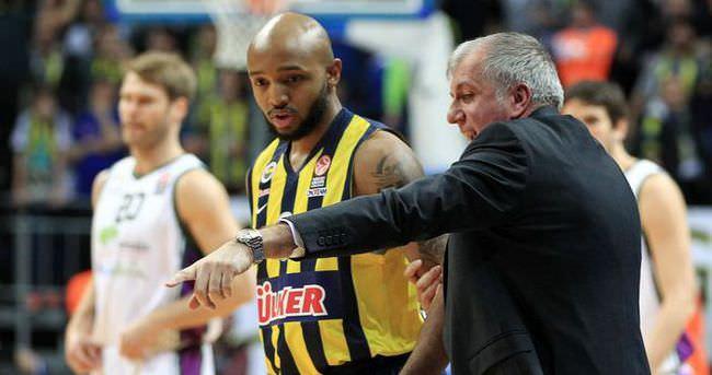 Fenerbahçe Ülker'de Hickman üzüntüsü