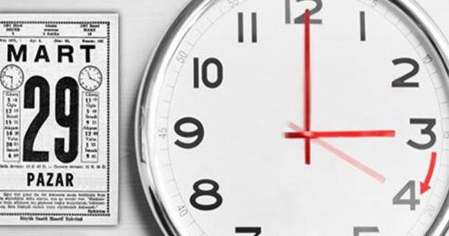 Saatler ne zaman ileri alınacak, neden?