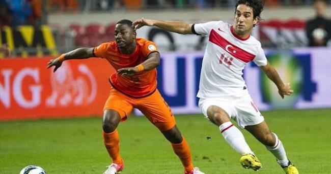 Türkiye Hollanda özet ve golleri! (Yaktın bizi Sneijder)